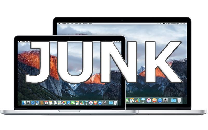 junkhinMacBook Pro買取価格